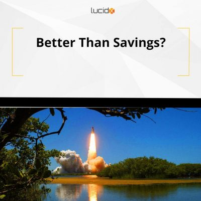 Better Than Savings?