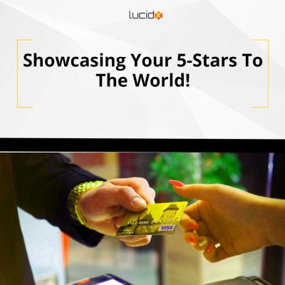 Showcasing Your 5-Stars To The World!